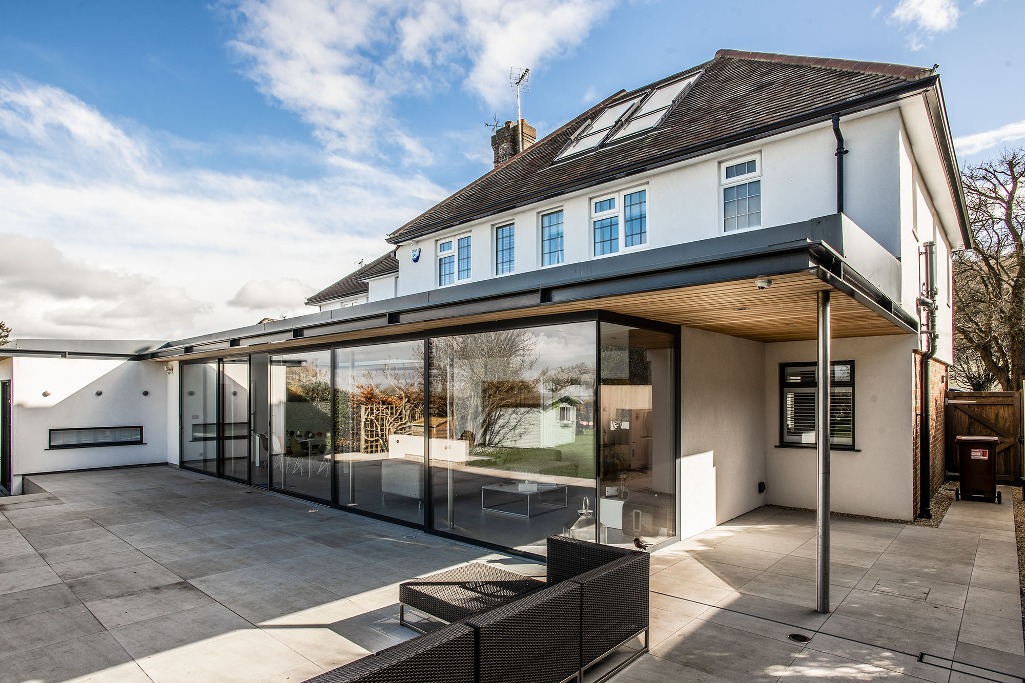 Emma Guy Architect - Chiltern View 2